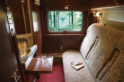 En 2011 Estados Unidos contará con trenes de lujo para recorrer el país
