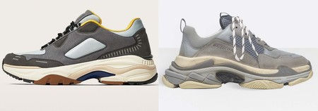 Zara Presenta Su Propia Version De Los Sneakers De Balenciaga Y Nos Gustan Mas Que Los Originales 2