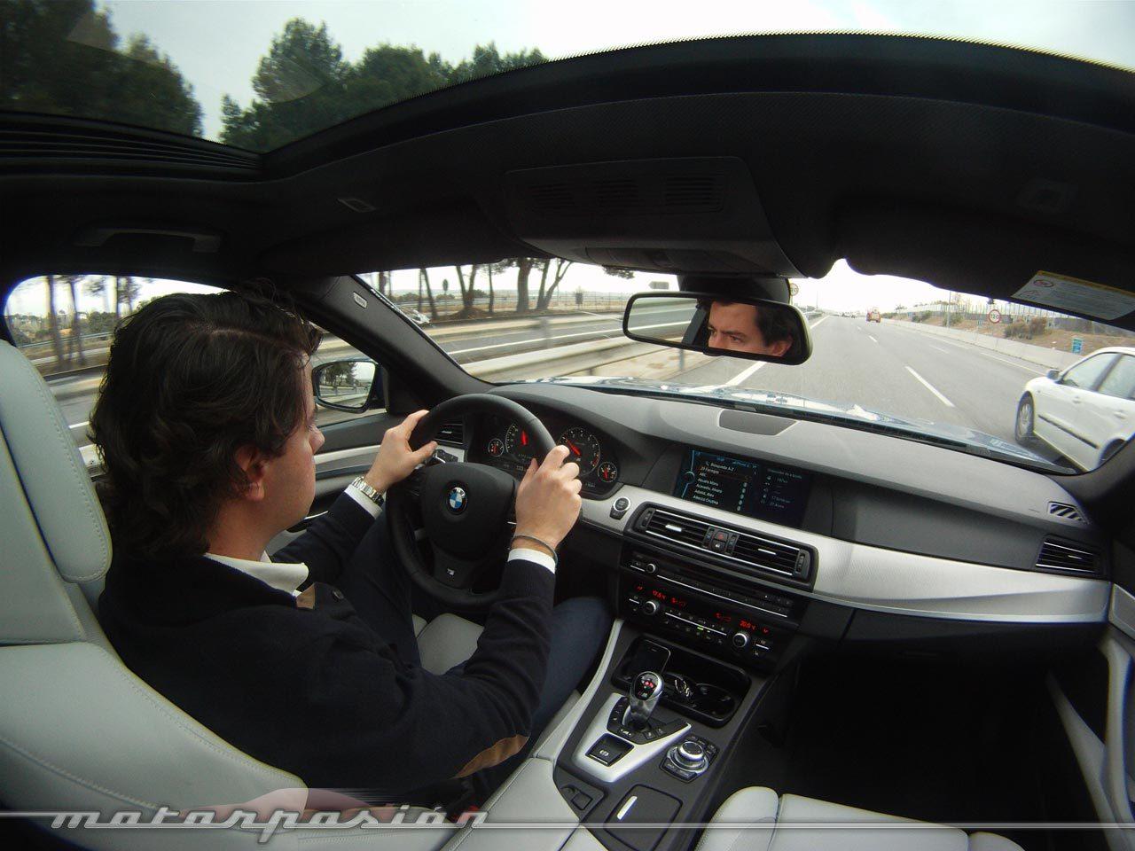 Foto de BMW M5 (Prueba) (120/136)