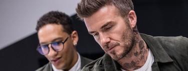 ¡Sorpresa! David Beckham  lanzará una línea de gafas de sol inspiradas en su elegante estilo