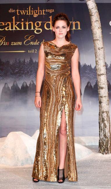 Quién te ha visto y quién te ve: Kristen Stewart de nuevo divina