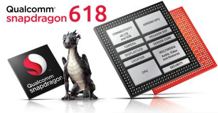 Qualcomm Snapdragon 618