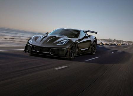 Video: El Chevrolet Corvette ZR1 sorprende con una velocidad máxima de 345 km/h