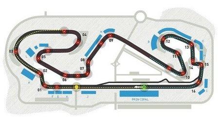 GP de España 2010: Análisis técnico del Circuit de Catalunya