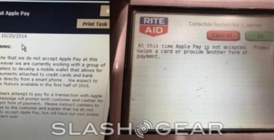 ¿Comienza la guerra? Algunas tiendas apagan sus receptores NFC para bloquear el uso de Apple Pay