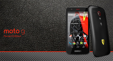 Moto G Ferrari, precio y disponibilidad con Telcel