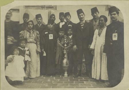 Inmigrantes de Isla Ellis