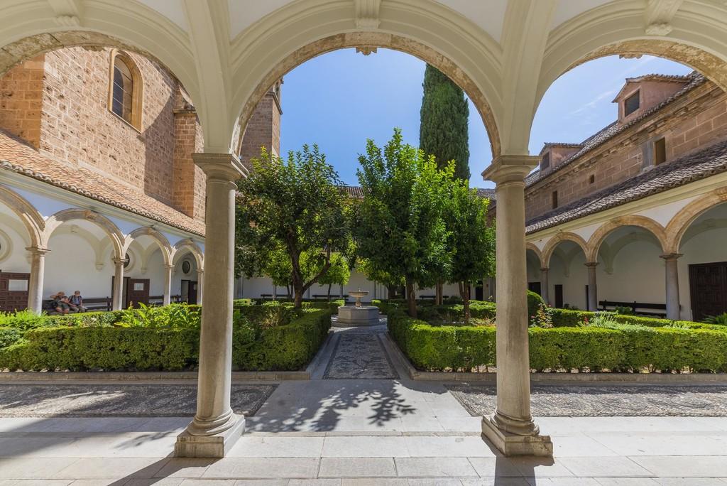 Visita al Monasterio de la Cartuja, Granada