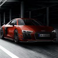 """El Audi R8 V10 plus """"más capaz de la historia"""" será una edición especial de sólo 44 unidades"""