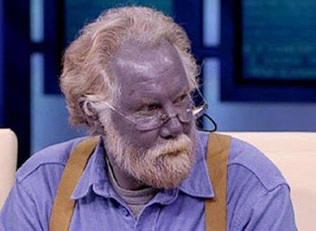 Stan Jones: el hombre azul