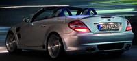 Mercedes SLK por Lorinser