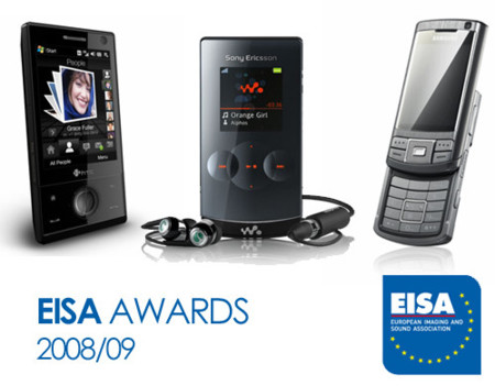 EISA Awards 2008/2009