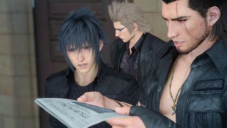 Final Fantasy XV sí tendrá parche de lanzamiento y requerirá 7GB
