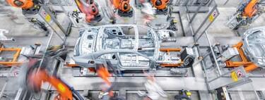 La producción de vehículos en España sigue en caída libre por la crisis mundial de microchips