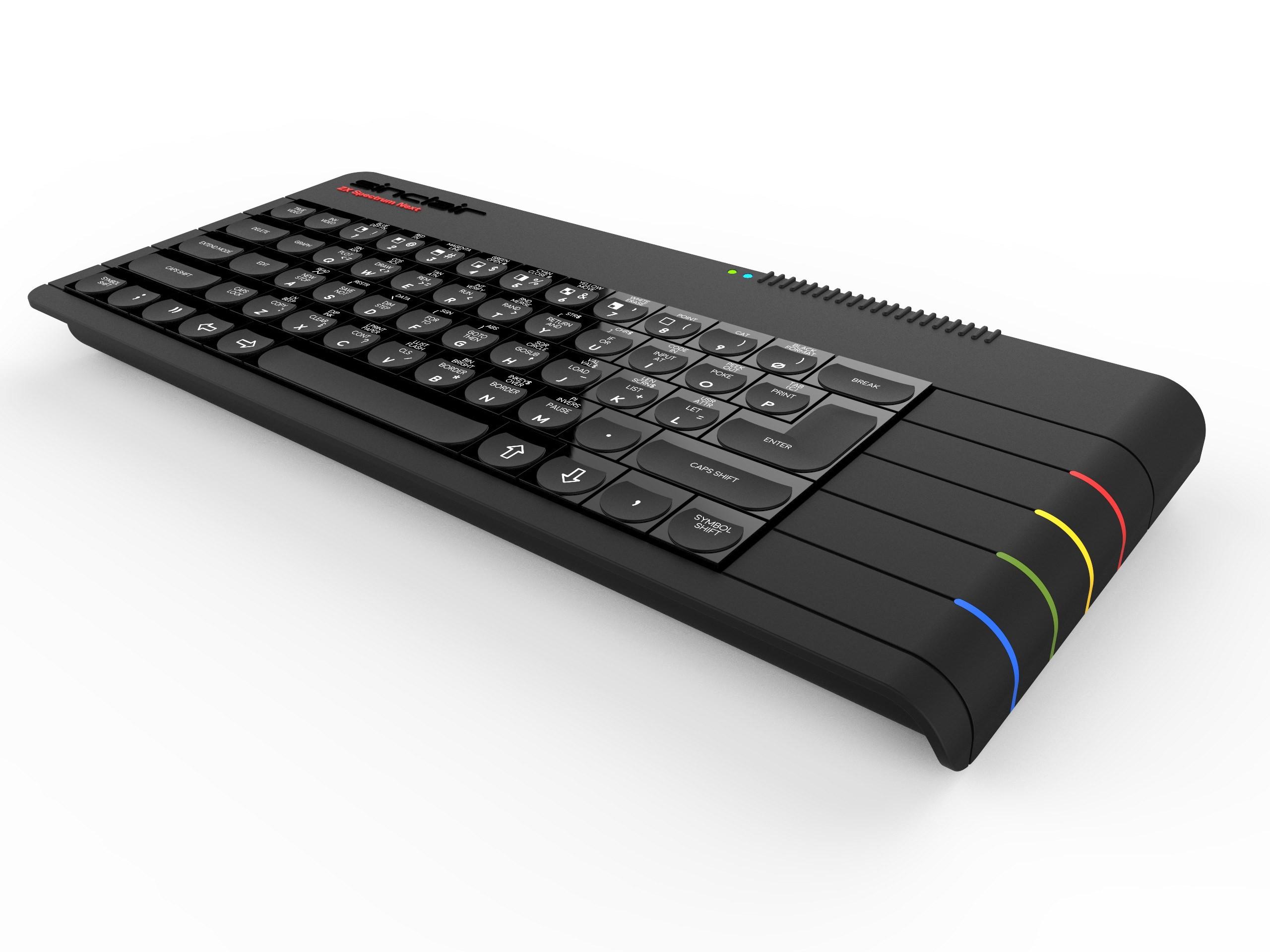 Foto de ZX Spectrum Next (9/9)
