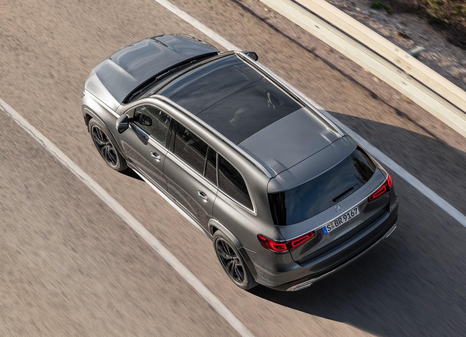Foto de Mercedes-Benz GLS (12/22)