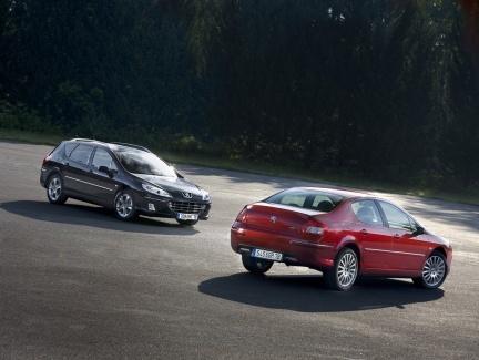 Llega el esperado restyling del Peugeot 407