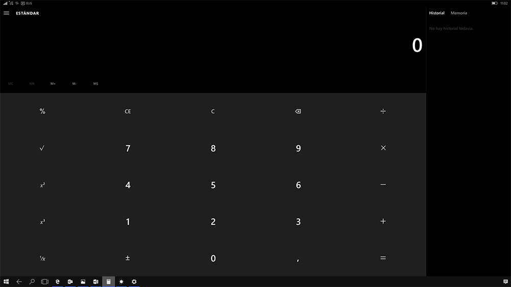 Foto de Continuum en Windows 10 Mobile (37/37)