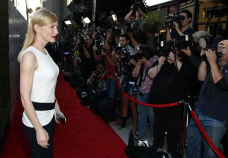 Amor y odio por la alfombra roja, Cate Blanchett
