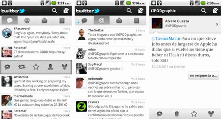 Actualización de Twitter 2.0