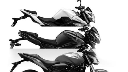 Honda, Yamaha, Suzuki