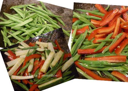 Mareamos las hortalizas