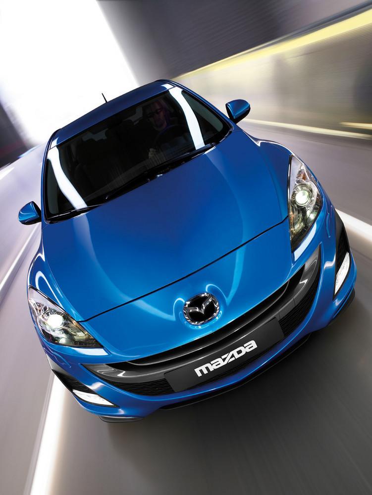 Foto de 2010 Mazda3 5 Door (2/5)