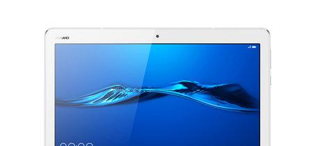 Huawei MediaPad M3 Lite: cuatro altavoces y Android Nougat para la nueva tablet de gama media-alta de Huawei