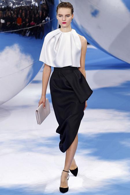 Foto de Christian Dior Otoño-Invierno 2013/2014: Memory dresses (18/21)