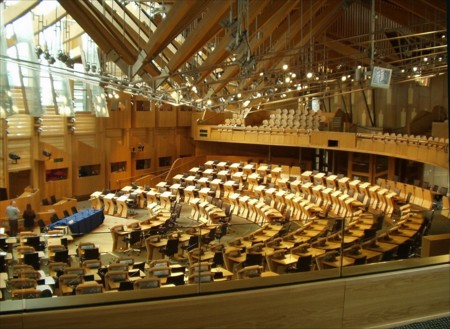 Parlamento Escoces