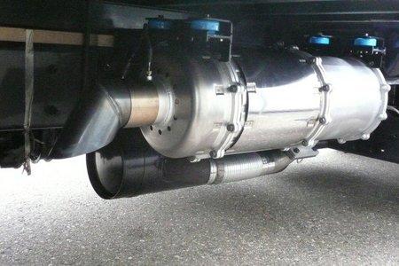 Fíltro de partículas diesel