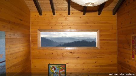 Paisaje enmarcado asturias