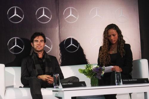 Checo Pérez nos habla de lo que espera para el final de la temporada 2015 de Fórmula 1