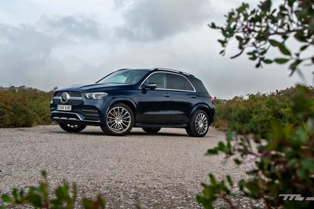 Probamos el Mercedes-Benz GLE 300 d 4Matic, un cómodo  SUV de siete plazas inmenso por fuera y por dentro