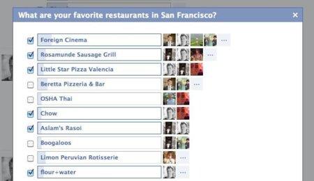 Facebook lanza 'Questions'