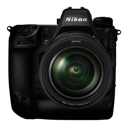 Nikon Z9 anuncio