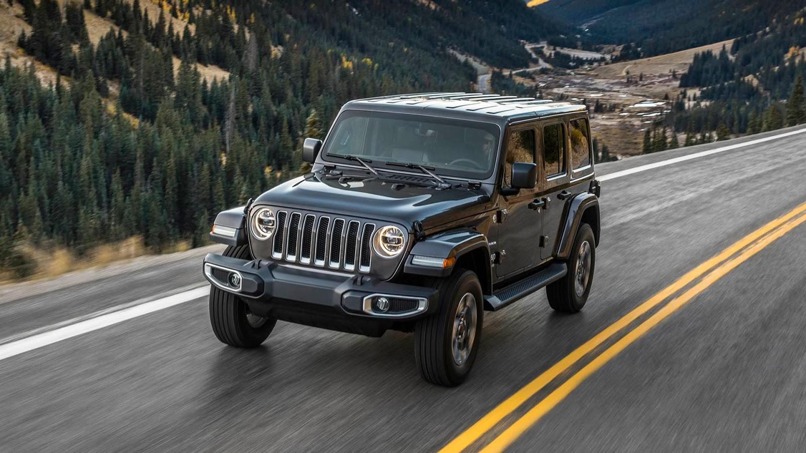 Foto de Jeep Wrangler 2018 (10/114)