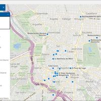 Los Mapas de Windows se actualizan para los Insiders y ahora permiten conocer los horarios del transporte público