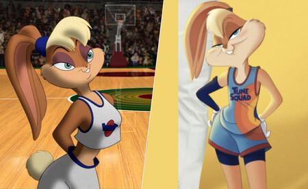 Lola Bunny ya no es sexy y eso ha molestado a muchos. El diseño original habría sido aún más inquietante