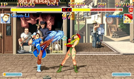 Ultra Street Fighter Ii The Final Challengers 06