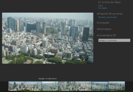 microsoft skydrive fotos nube
