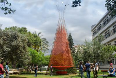 WarkaWater, las torres que convierten el aire en agua