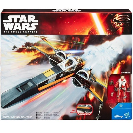 Esta reproducción de la nave X-Wing de Star Wars ahora sólo cuesta 25,52 euros en Amazon