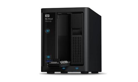 Para empezar el año estrenando NAS, en Amazon esta semana, el My Cloud Pro Series PR2100 sin discos, está rebajado a 314,77 euros