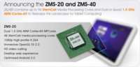 ZiiLabs y Creative presentan sus procesadores de dos y cuatro núcleos