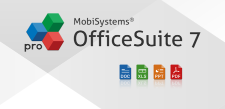 OfficeSuite Pro 7 en oferta a 0,79 euros en Google Play