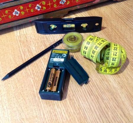 Hemos probado: PLR 15, el medidor láser de Bosch