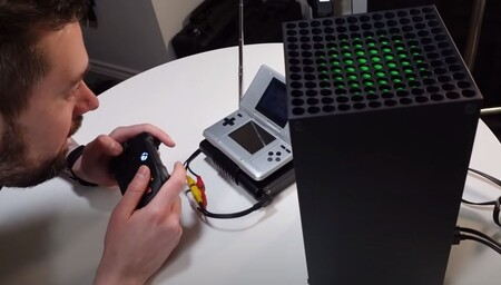 Xbox Nintendo Ds