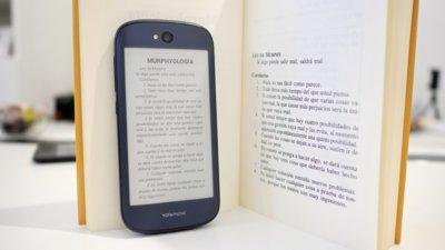 El YotaPhone 2 se estrena en Indiegogo con un precio promocional de 500 dólares