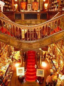 Descubriendo Oporto: la Librería Lello, tal vez la más bonita del mundo